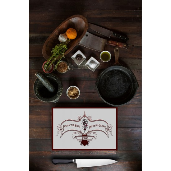 Righteous Servent - Cutting Board