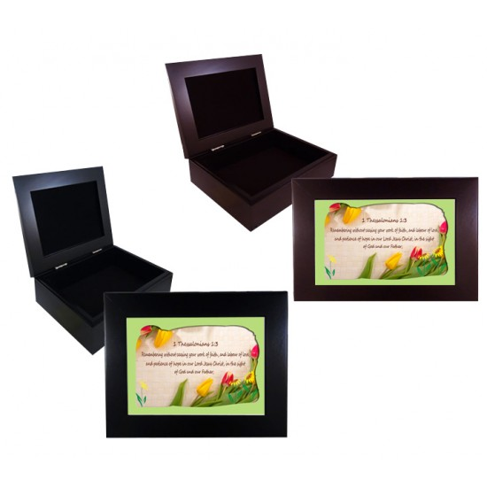 1 Thessalonians 1-3 Keepsake Boxes