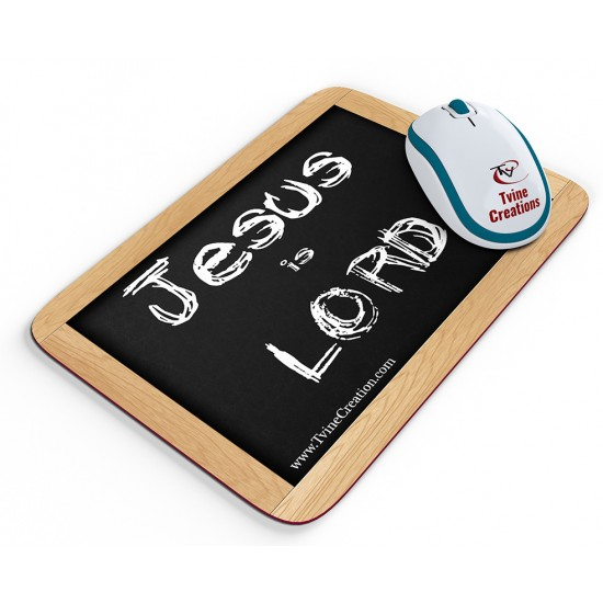 Chalkboard - Mouse pad