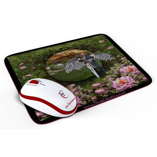Deserving Praise - Mouse pad