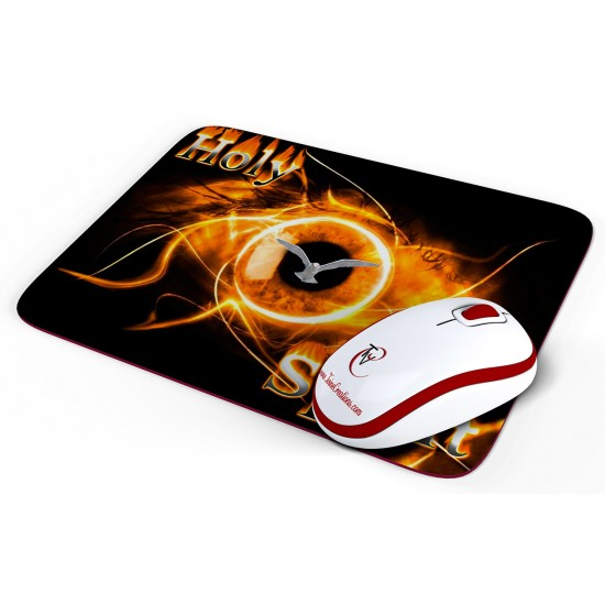 Fire Eye - Mouse pad