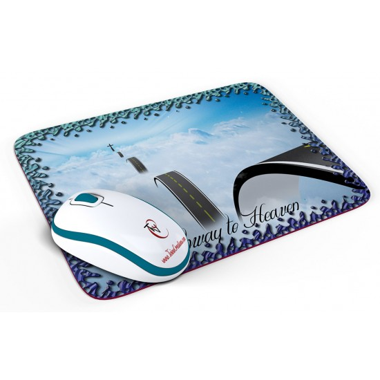 Highway to Heaven - Mouse pad