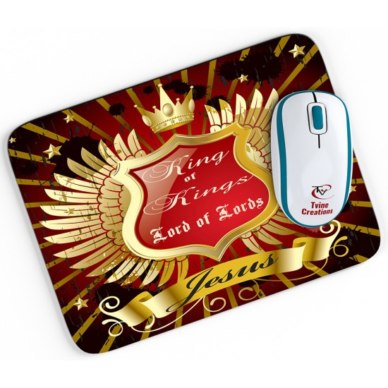 King of Kings - Mouse pad