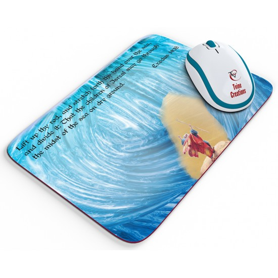 Moses-Exodus 14 - Mouse pad