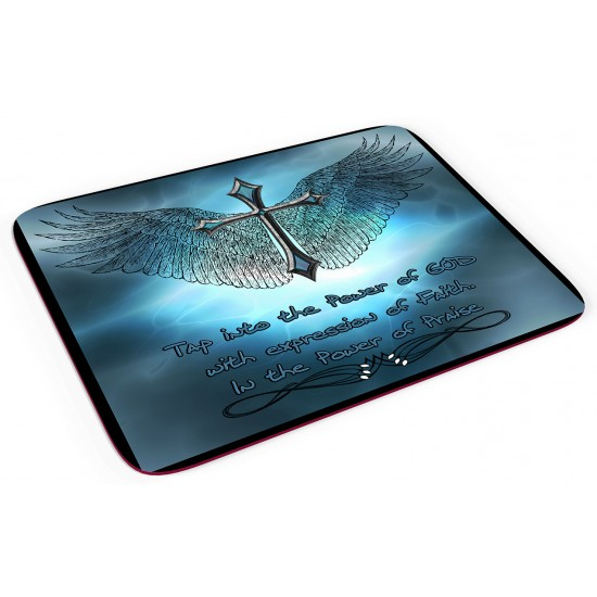 Power of Praise - Mouse pad