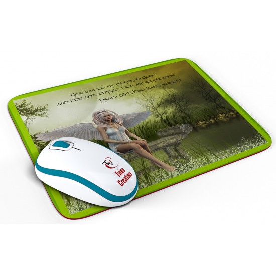 Psalm 51:1 - Mouse pad