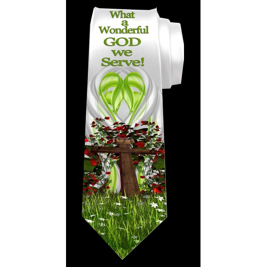 Wonderful God - Neck Tie