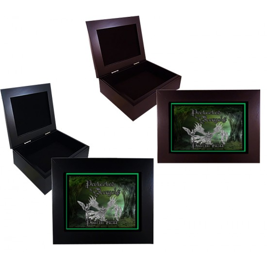 Protected by Angels - Keepsake Box