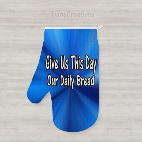Daily Bread- Oven Mitts